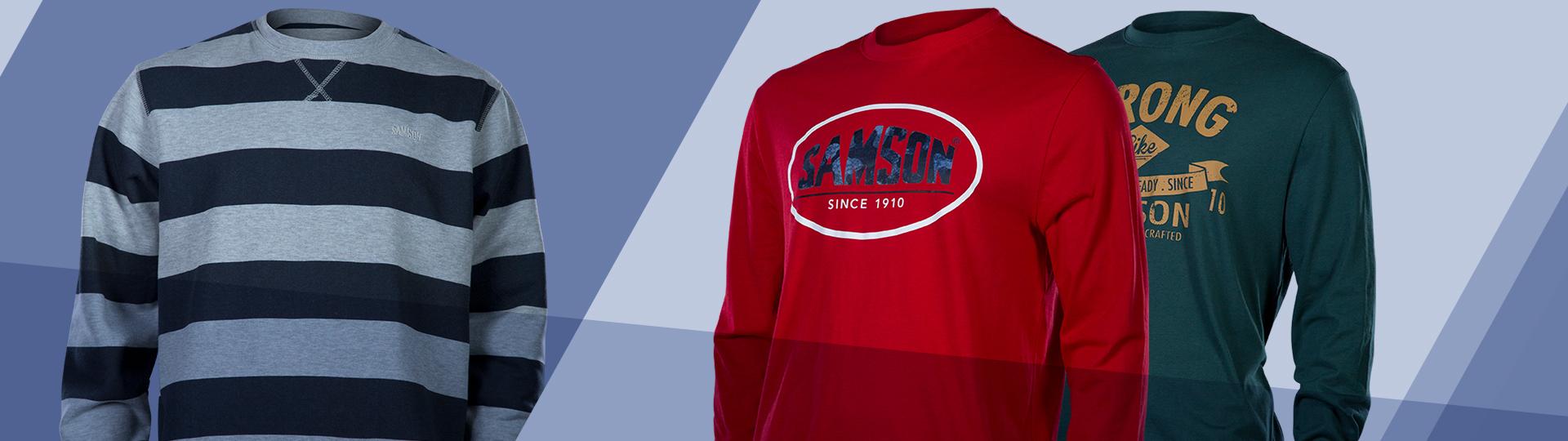 Samson - Knitwear