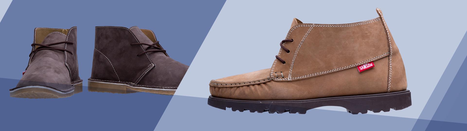Samson - Shoes