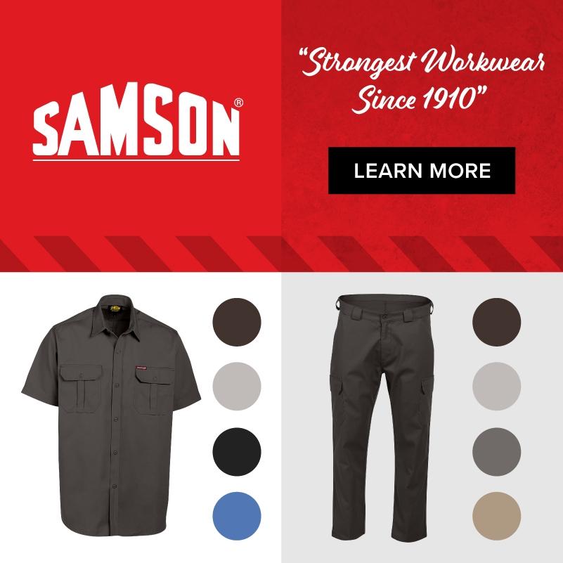 Samson Workwear