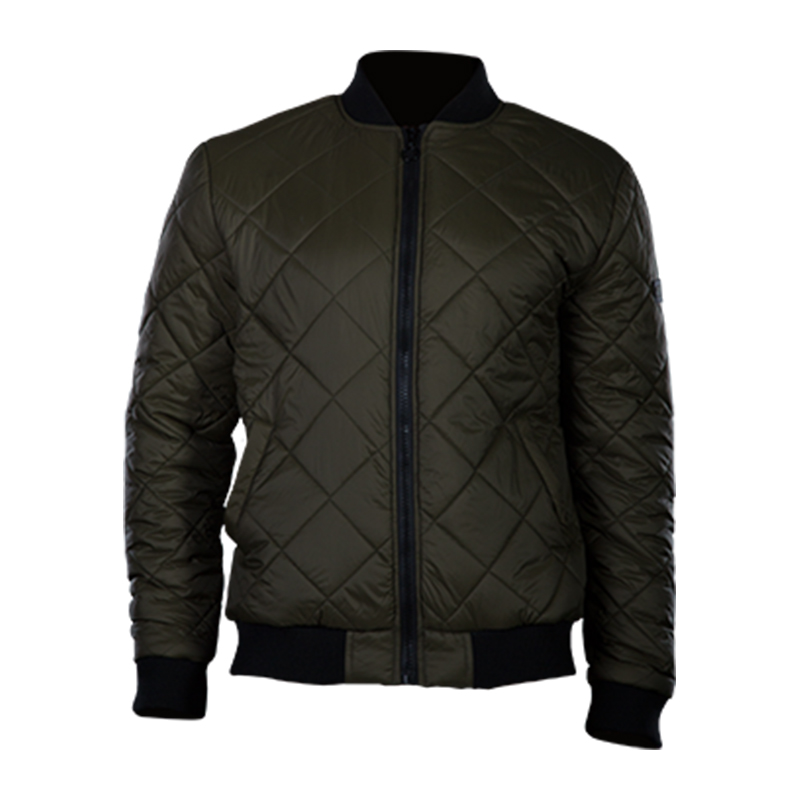 Samson - Jackets - 707 Quilted Bomber