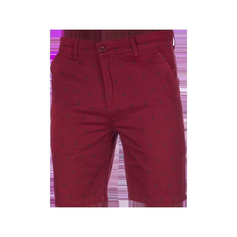Samson - Trousers - ANCHOR PRINT SHORT