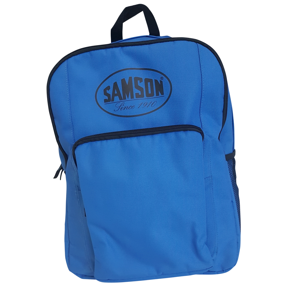 Samson - Accessories - BACKPACK WITH NET SIDE POCKETS