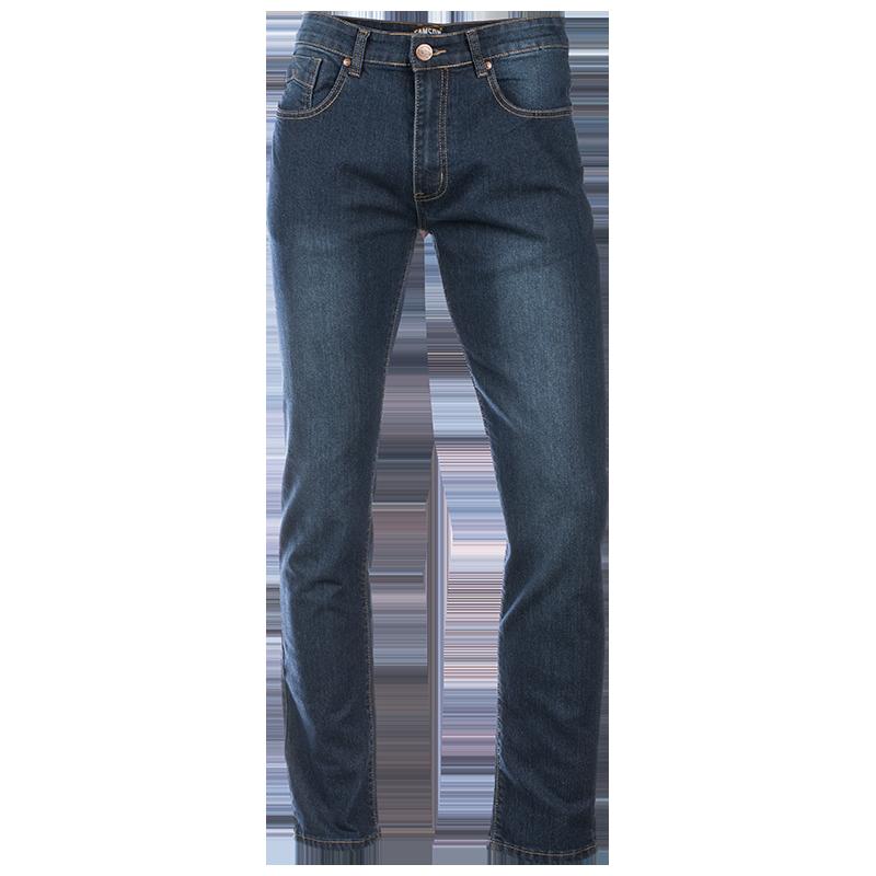 Samson - Trousers - BASIC 5 POCKET DENIM
