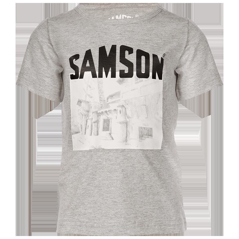 Samson - Shirts - BOULDER TEE