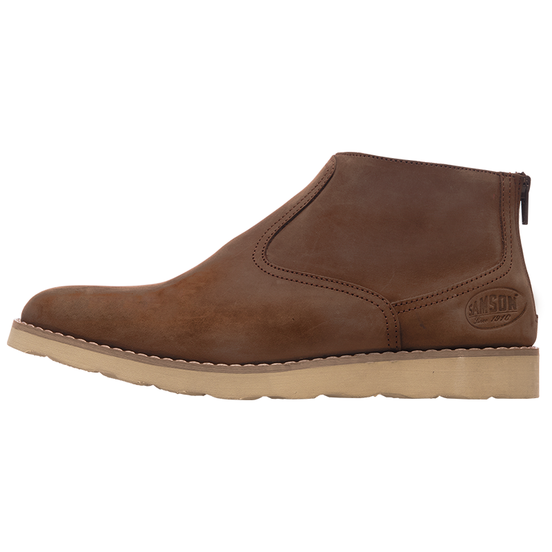 Samson - Shoes - BRUNE MID