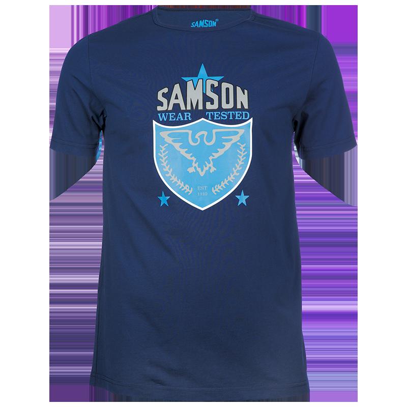 Samson - Shirts - EAGLE SS LOGO TEE