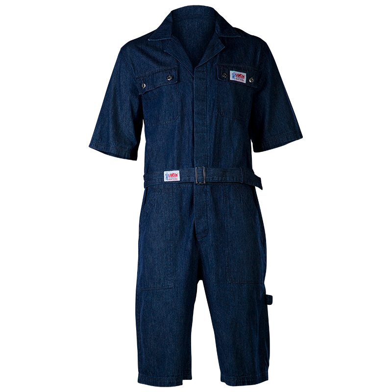 Samson - Boiler Suits - M Denim Boilershorts