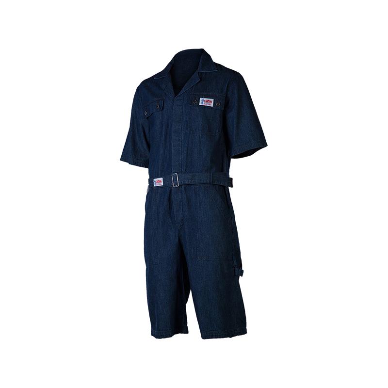 Samson - Boiler Suits - M Denim Boilershorts
