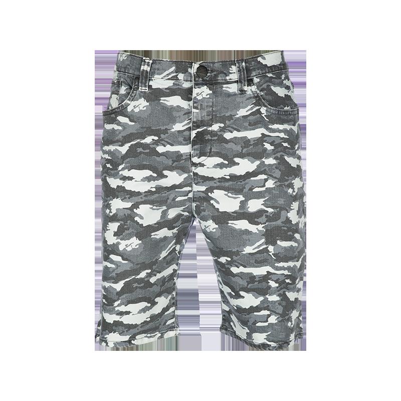 Samson - Trousers - MNS 3 QUARTER CAMO