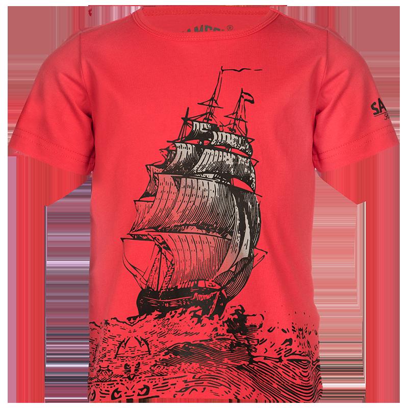 Samson - Shirts - SAIL TEE