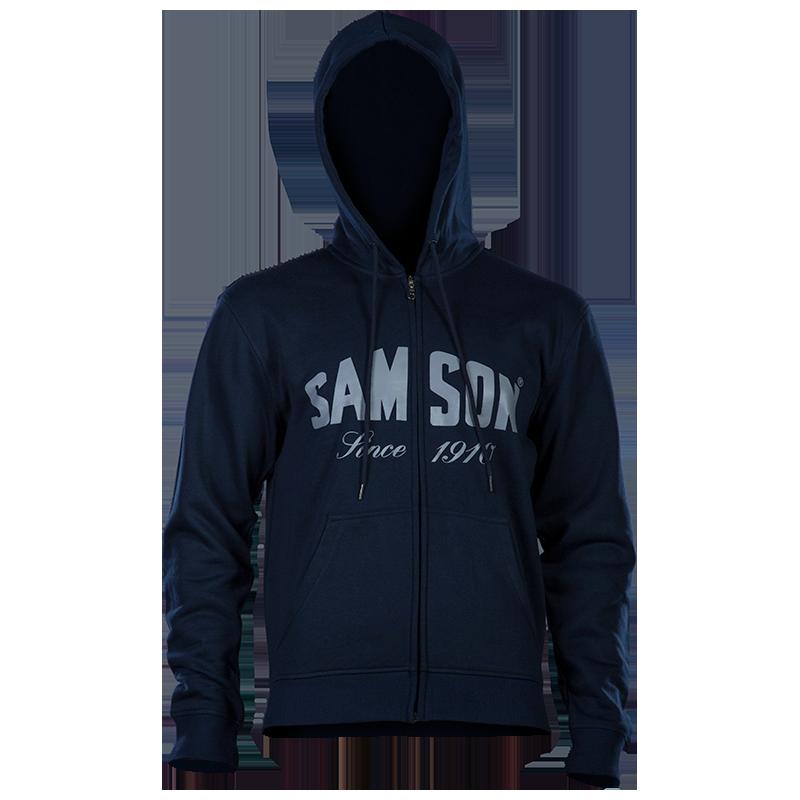 Samson - Jackets - Samson Print Zip Thru Hoody