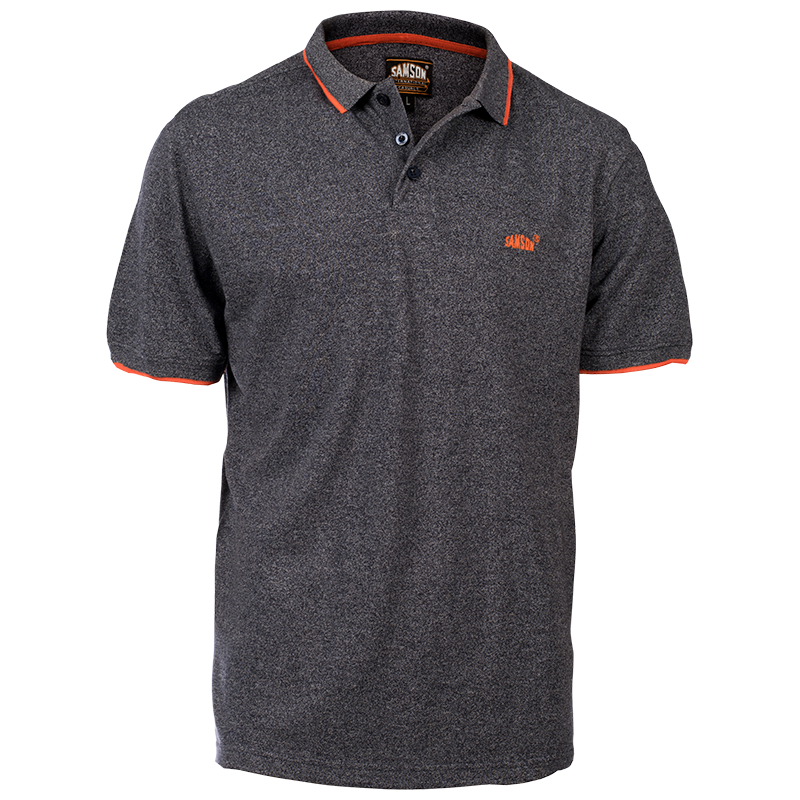 Samson - Shirts - SHORT SLEEVE POLO
