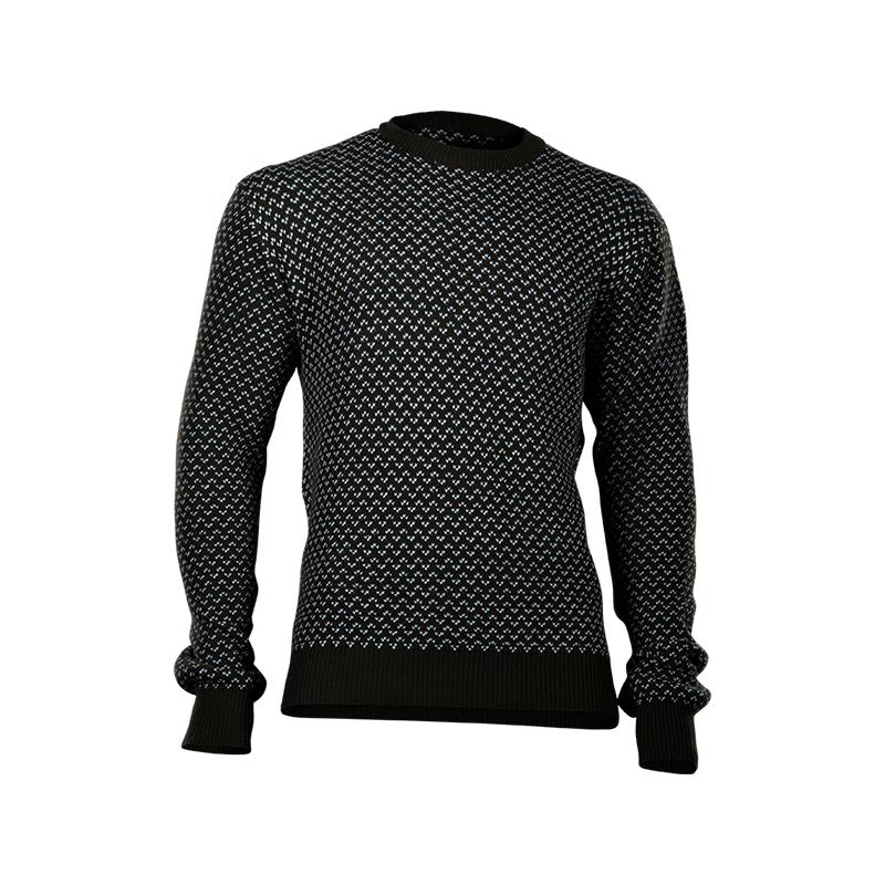 Samson - Knitwear - Snowflake Crew Jersey