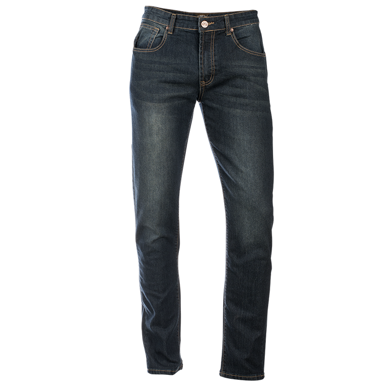 Samson - Trousers - STRETCH WASHED DENIMS